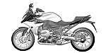 K54 (R 1200 RS, R 1250 RS)