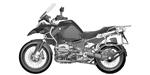 K51 (R 1200 GS Adv., R 1250 GS Adv.)
