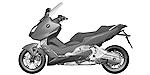 K18 (C 600 Sport, C 650 Sport)