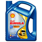 Моторное масло SHELL Rimula R5 E 10W-40