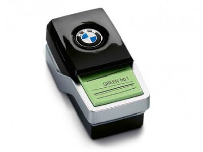 Система ионизации и ароматизации воздуха BMW Ambient Air, аромат Green Suite №1