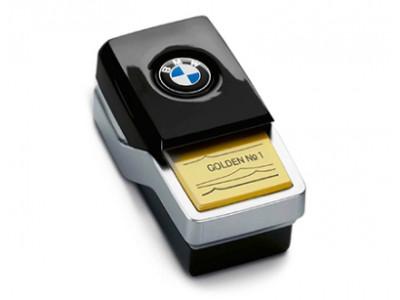 Система ионизации и ароматизации воздуха BMW Ambient Air, аромат Golden Suite №1