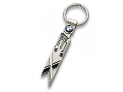 Брелок BMW X3 Key Ring, Silver