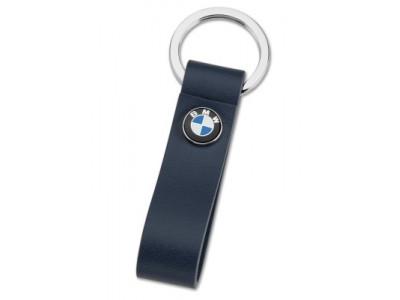 Брелок для ключей BMW, кожаная петля