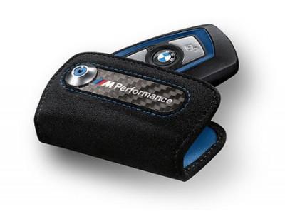 Замшевый футляр для ключа BMW M Performance