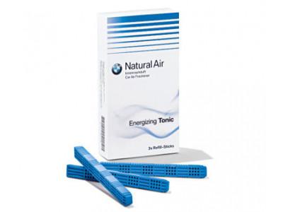 Комплект картриджей BMW Natural Air с ароматом Energising Tonic