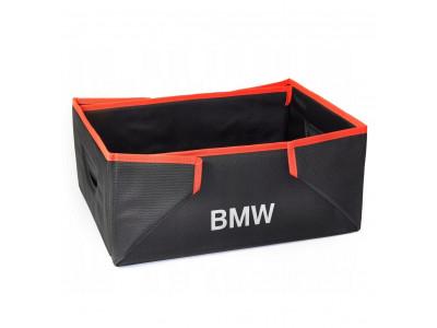 Складной ящик-органайзер для багажного отделения BMW BLACK LINE