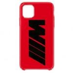 Чехол BMW M для IPhone 11 PRO, красный