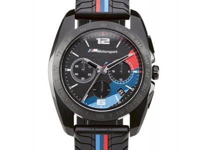 Мужской хронограф BMW M Motorsport Chrono Watch, Men, Black