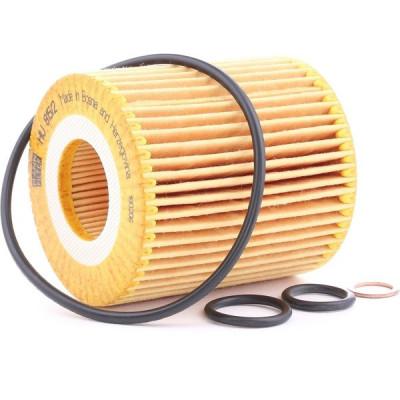 Комплект сменного элемента масляного фильтра