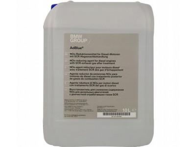 Жидкость AdBlue для дизельных двигателей