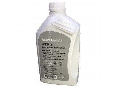Трансмиссионное масло BMW ATF 2 Automatik-Getriebeoel