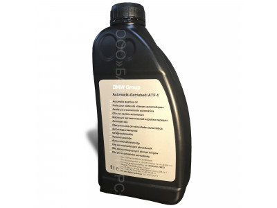 Трансмиссионное масло BMW ATF 4 Automatik- Getriebeoel