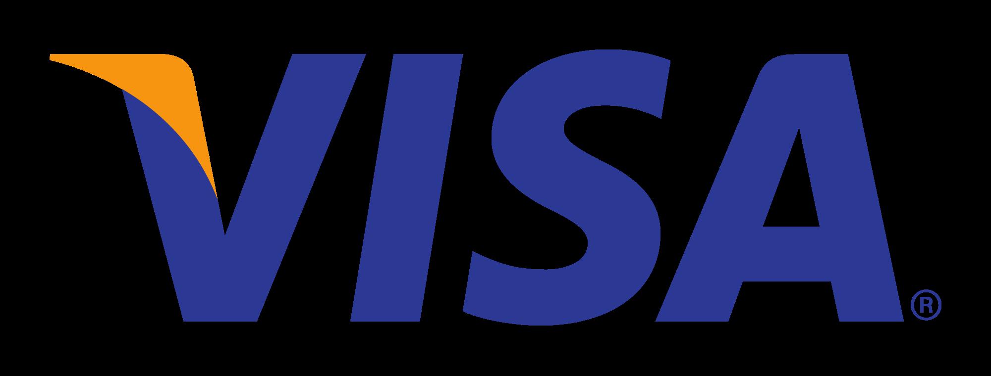 оплата карточками VISA